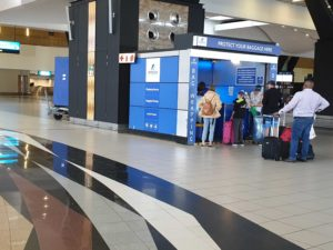 Johannesburg airport baggage check in