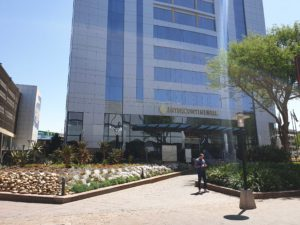 Johannesburg airport hotel