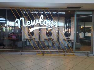 Johannesburg airport store directory