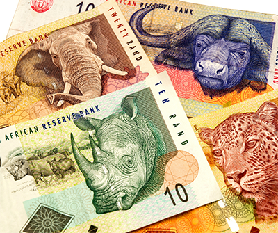 Get Local Currency at Johannesburg Airport