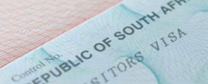 South African Visa Requirements