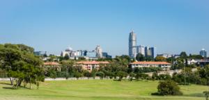 park in Johannesburg